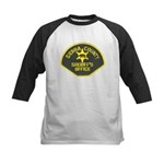 Sierra County Sheriff Kids Baseball Jersey