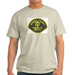 Sierra County Sheriff Light T-Shirt