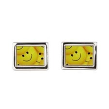 Smiley Faces Everywhere Cufflinks