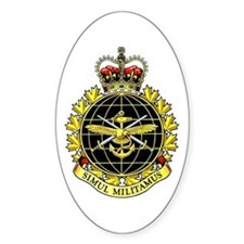 Joint Operations Oval Decal