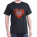 I Share My Heart Dark T-Shirt