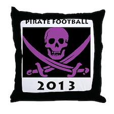 PF 2013 Throw Pillow