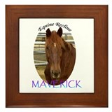 Maverick Framed Tile