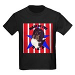 Sheltie - Made in the USA Kids Dark T-Shirt