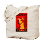 Obey the Whippet! WMD Tote Bag