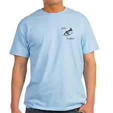 Got Flugel?.. Instruments (P) T-Shirt