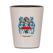 Miller Coat of Arms - Family Crest Shot Glass