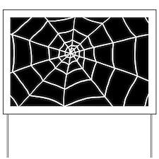 web Yard Sign