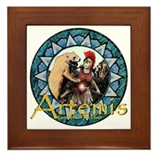 Artemis Framed Tile