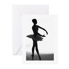 Ballet_5 Greeting Cards