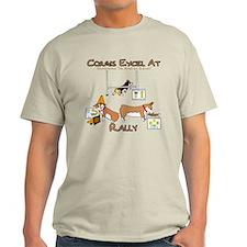 Cute Cardigan welsh corgi T-Shirt
