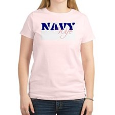 Navy Wife T-Shirt