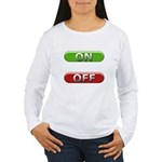 Switch to This Women's Long Sleeve T-Shirt