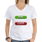 Switch to This Women's V-Neck T-Shirt