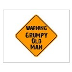 THe Grumpy Small Poster