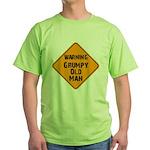 THe Grumpy Green T-Shirt