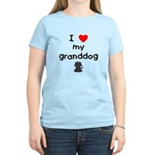 I love my granddog (4) T-Shirt
