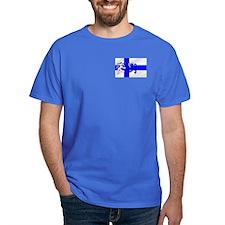 Finland Lion Flag T-Shirt