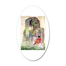 The Sleeping Beauty Prince by Kay Nielsen 35x21 Ov