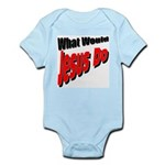 What Would Jesus Do Infant Bodysuit
