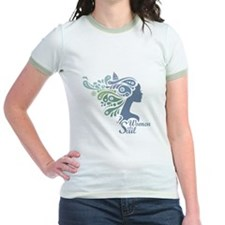 Woman Who Sail Logo T-Shirt