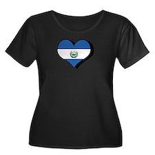 I Love El Salvador T