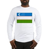 Cute Uzbekistan travel Long Sleeve T-Shirt