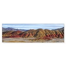Painted Hills Bumper Sticker
