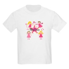 Add Name Star Princess T-Shirt