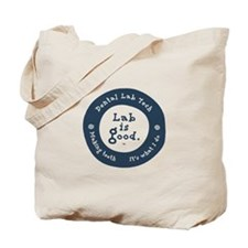 LAB IS GOOD#2 Tote Bag