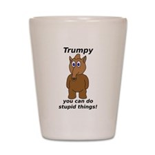 Trumpy 1 Shot Glass