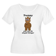 Trumpy 1 Plus Size T-Shirt