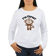 Monkey Im 3 T-Shirt