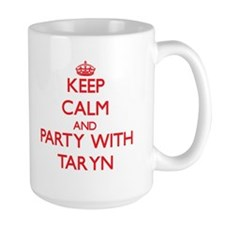 Keep Calm and Party with Taryn Mugs