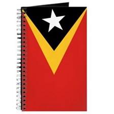 Timor-Leste Flag Journal