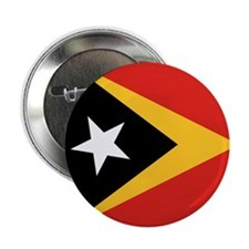Timor-Leste Flag 2.25&Quot; Button