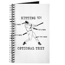 Hitting 101 Personalized Baseball IQ Original Jour
