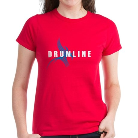 Drumline Women's Dark T-Shirt