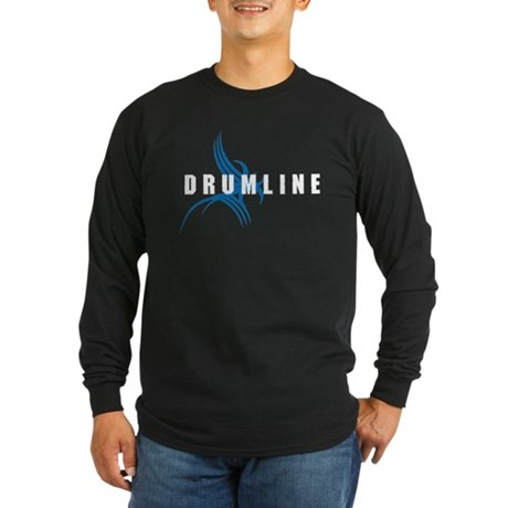 Drumline Long Sleeve Dark T-Shirt