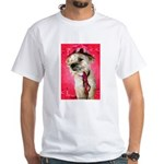 Red Hat Cairn White T-Shirt