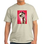 Red Hat Cairn Ash Grey T-Shirt