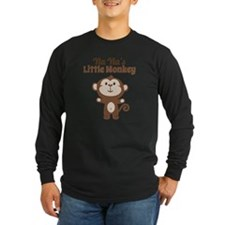 Yia Yias Little Monkey T