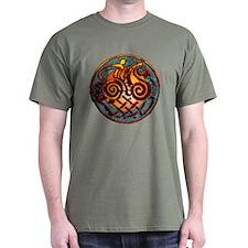 Odin, Odhin, god of the hunt T-Shirt