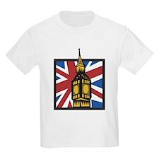 England Big Ben T-Shirt