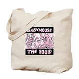 &quot;Babymouse vs. the Squid&quot; Tote Bag (2 Sided!)