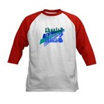 What Thesis? Kids Baseball Jersey