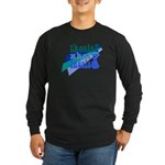 What Thesis? Long Sleeve Dark T-Shirt