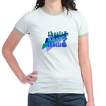 What Thesis? Jr. Ringer T-Shirt