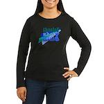 What Thesis? Women's Long Sleeve Dark T-Shirt