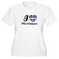 I love Martinique T-Shirt